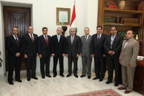 Managing Board visit to Presidency Palace