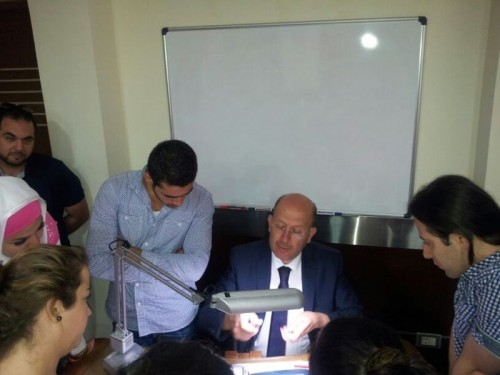Full Day Training with Mr.Ihsan Hamadeh